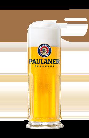Paulaner Bräuhaus Helles (Pale Lager)